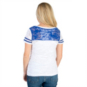 Dallas Mavericks Ladies G-III V-Neck Burnout Tee