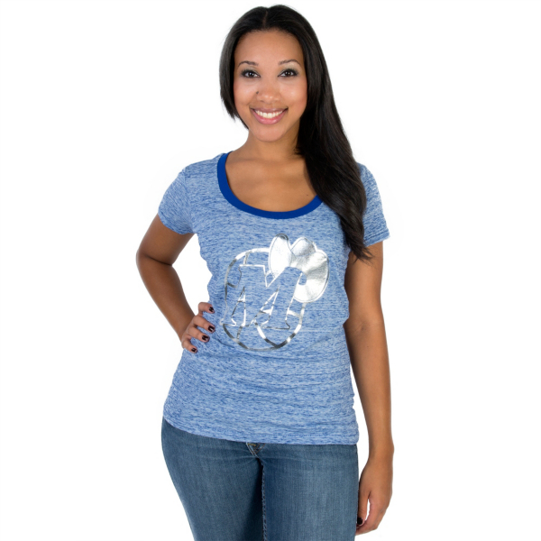 Dallas Mavericks G-III Womens Game Time Tee