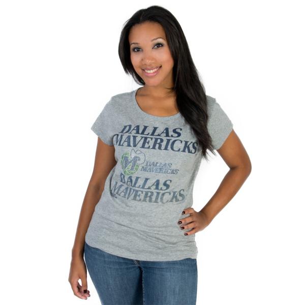 Dallas Mavericks G-III Womens Cap Fashion Tee