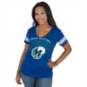 Dallas Mavericks G-III Deep V-Neck Tee