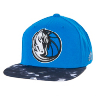 Dallas Mavericks Adidas City Pulse Snapback Cap