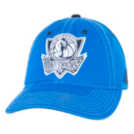 Dallas Mavericks Adidas Royal Structured Cap