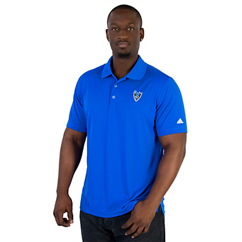 Dallas Mavericks Adidas Golf Polo