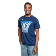 Dallas Mavericks Adidas Net Web Tee