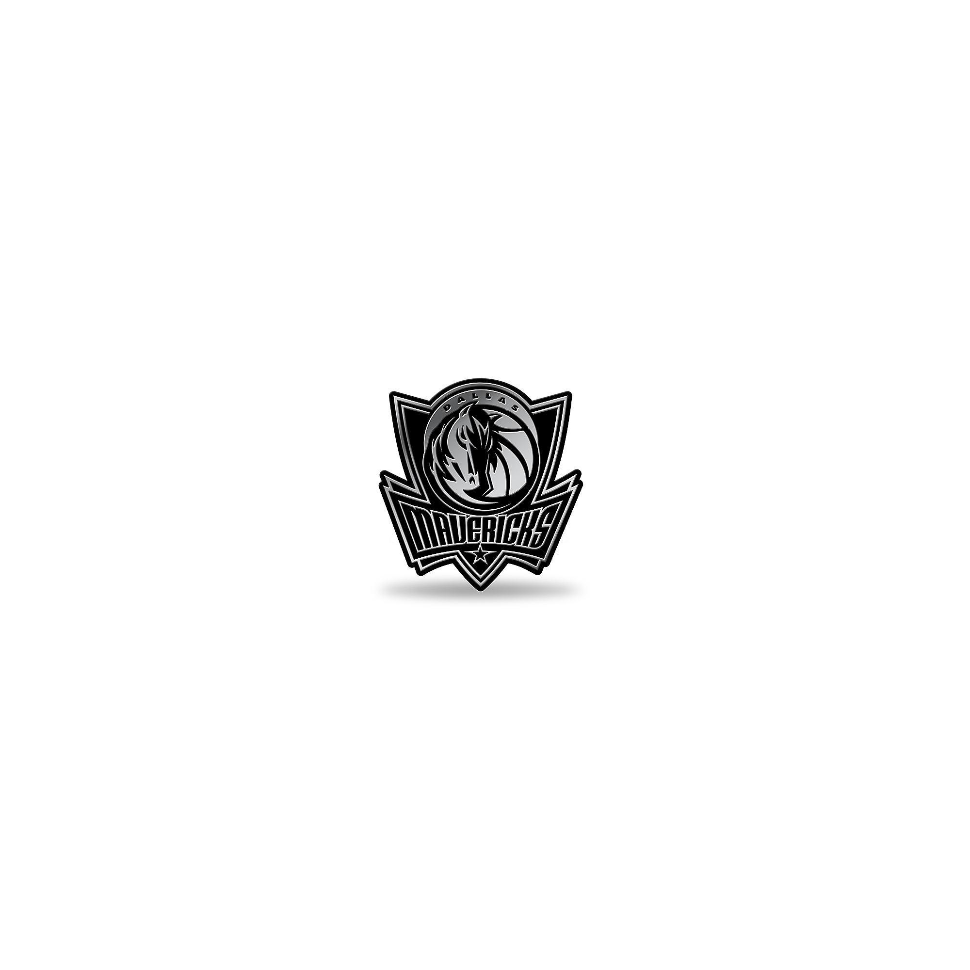 Dallas Mavericks Molded Emblem