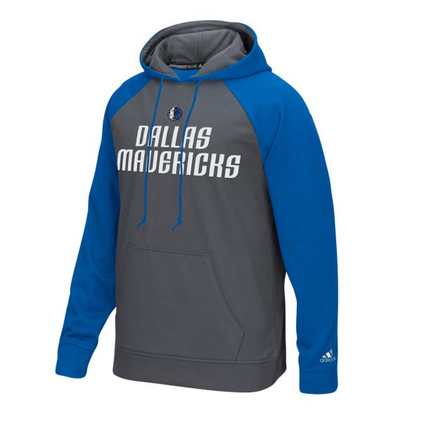 Dallas Mavericks Adidas Tip Off Pullover Hoody