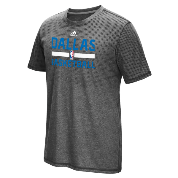 Dallas Mavericks Adidas Aeroknit Tee