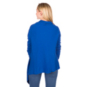 Dallas Mavericks Crossover Fringe Cardigan