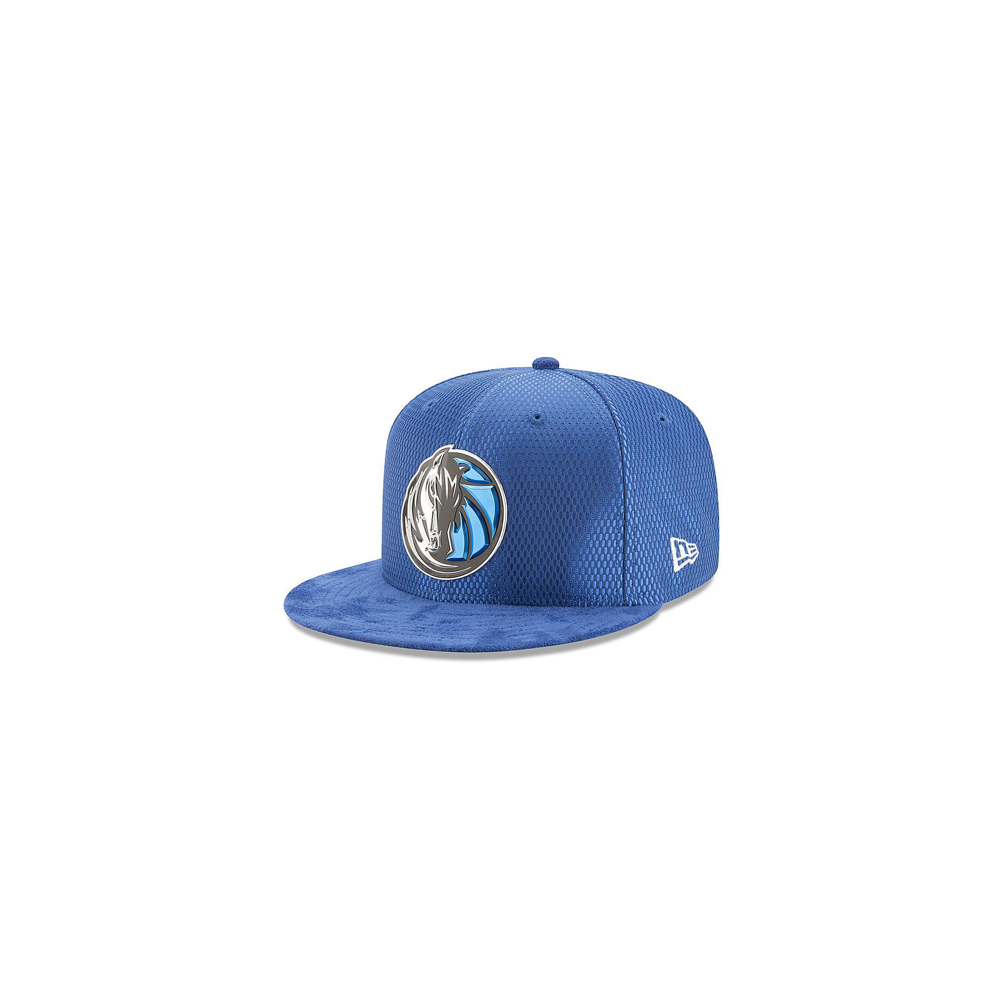 Dallas Mavericks New Era On-Court 9Fifty Cap