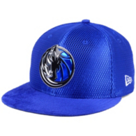 Dallas Mavericks New Era On-Court 59Fifty Cap
