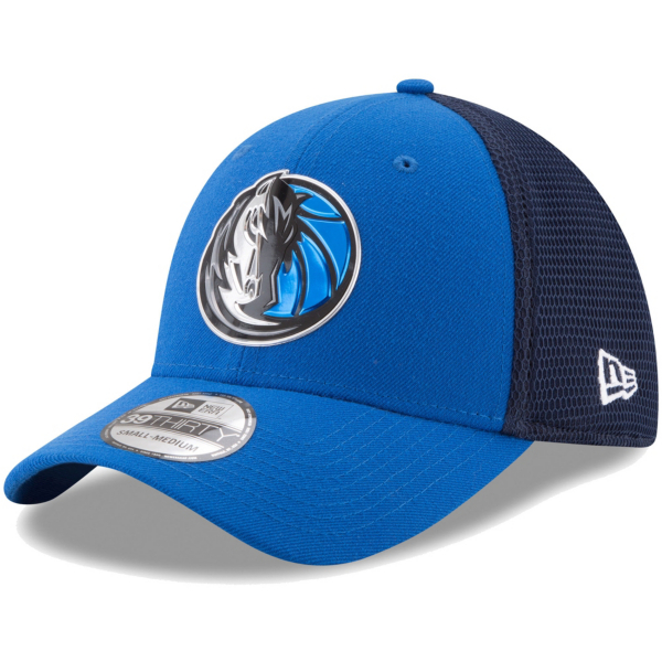 Dallas Mavericks New Era On-Court 39Thirty Cap