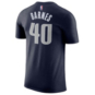 Dallas Mavericks Harrison Barnes #40 Nike Dri-FIT Name & Number T-Shirt