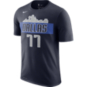 Dallas Mavericks Luka Doncic #77 Nike Dri-FIT Name & Number T-Shirt