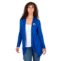 Dallas Mavericks Womens Gameday Couture Carry On Cardigan