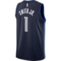 Dallas Mavericks Dennis Smith Jr Nike Navy Replica Swingman Jersey
