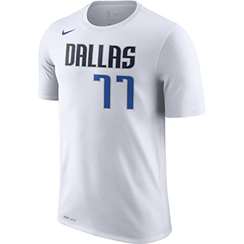 Dallas Mavericks Luka Doncic #77 Nike Name & Number T-Shirt