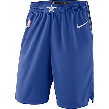 Dallas Mavericks Nike Swingman Road Shorts