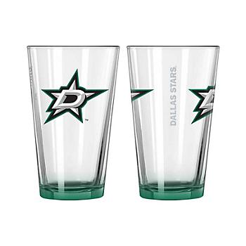 Dallas Stars 16 oz Elite Pint