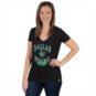 Dallas Stars 47 V-Neck Scrum Tee