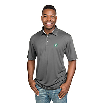 Dallas Stars Levelwear Back Stripe Polo