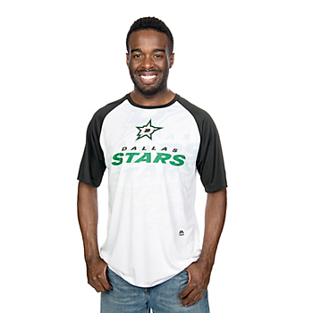 Dallas Stars Majestic Zone Tee