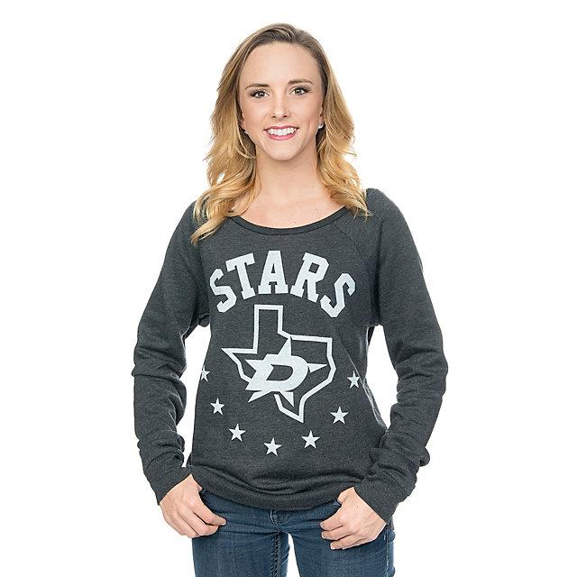 Dallas Stars Mitchell & Ness Womens Champs Crew