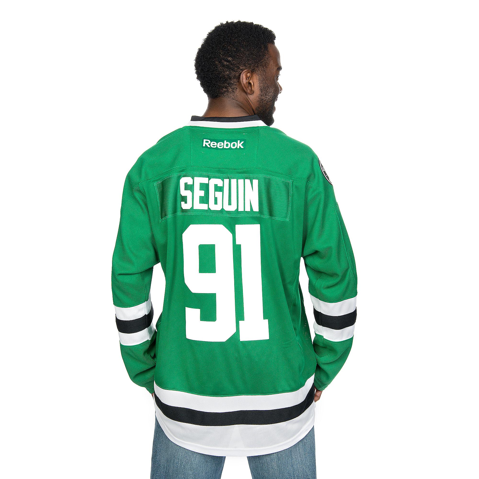 los angeles 0a7af 13ed4 Dallas Stars Reebok Premier #91 Tyler Seguin Jersey | Fans ...