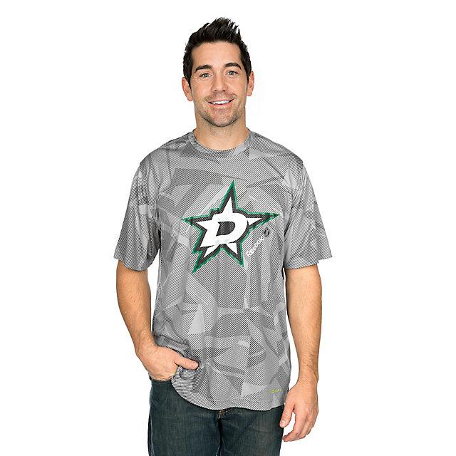Dallas Stars Reebok Center Ice Tee