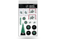 Dallas Stars Tattoo Variety Pack