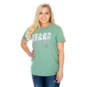 Dallas Stars 47 Womens Trio T-Shirt