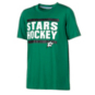 Dallas Stars Outerstuff Youth Shootout Dri-Tek T-Shirt