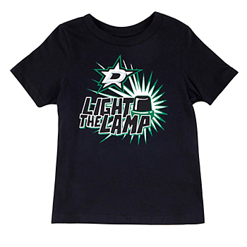Dallas Stars Outerstuff Toddler Light the Lamp T-Shirt