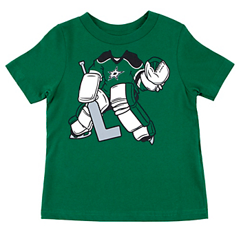 Dallas Stars Outerstuff Youth Goalie Dreams T-Shirt