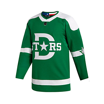 Dallas Stars adidas Winter Classic Jersey