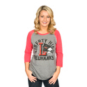 Liberty Redhawks Womens Archer Tee