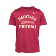 Heritage Coyotes Nike Boys Legend Short Sleeve Tee