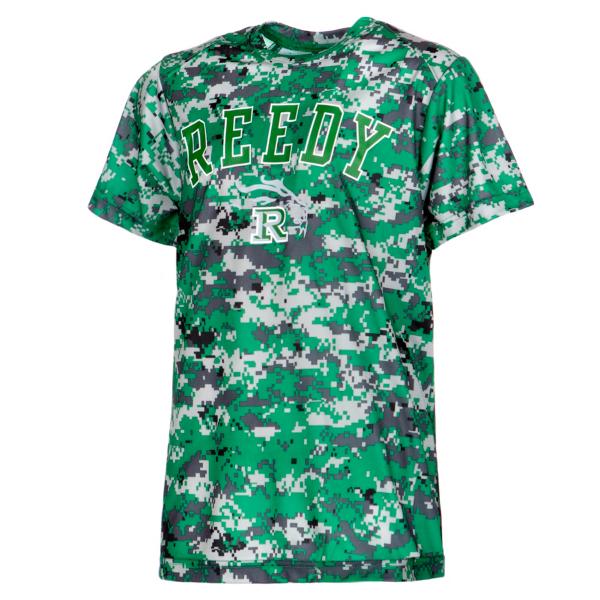 Reedy Lions Youth Digi Camo T-Shirt