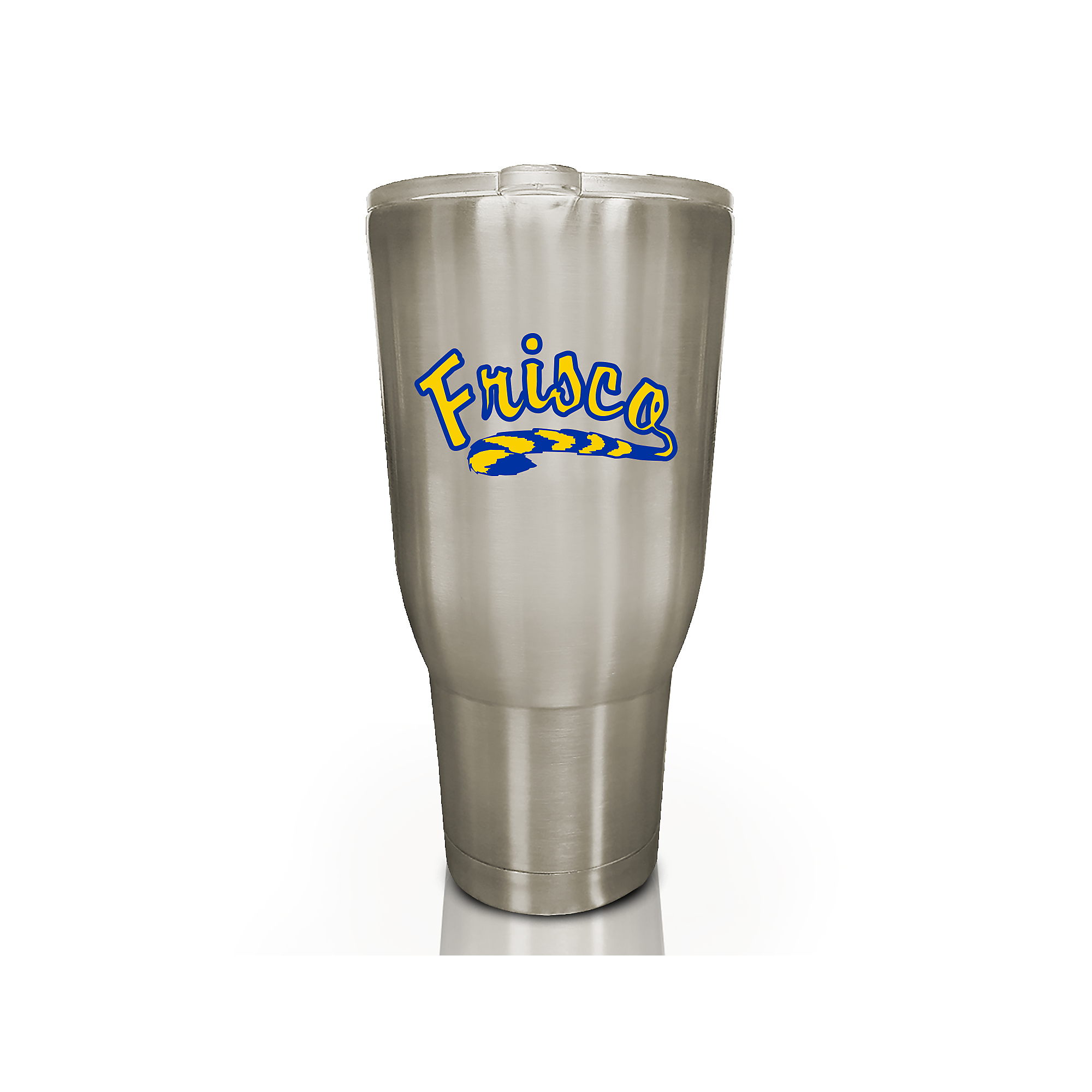 Frisco Raccoons The Keeper 32 oz Stainless Steel Tumbler