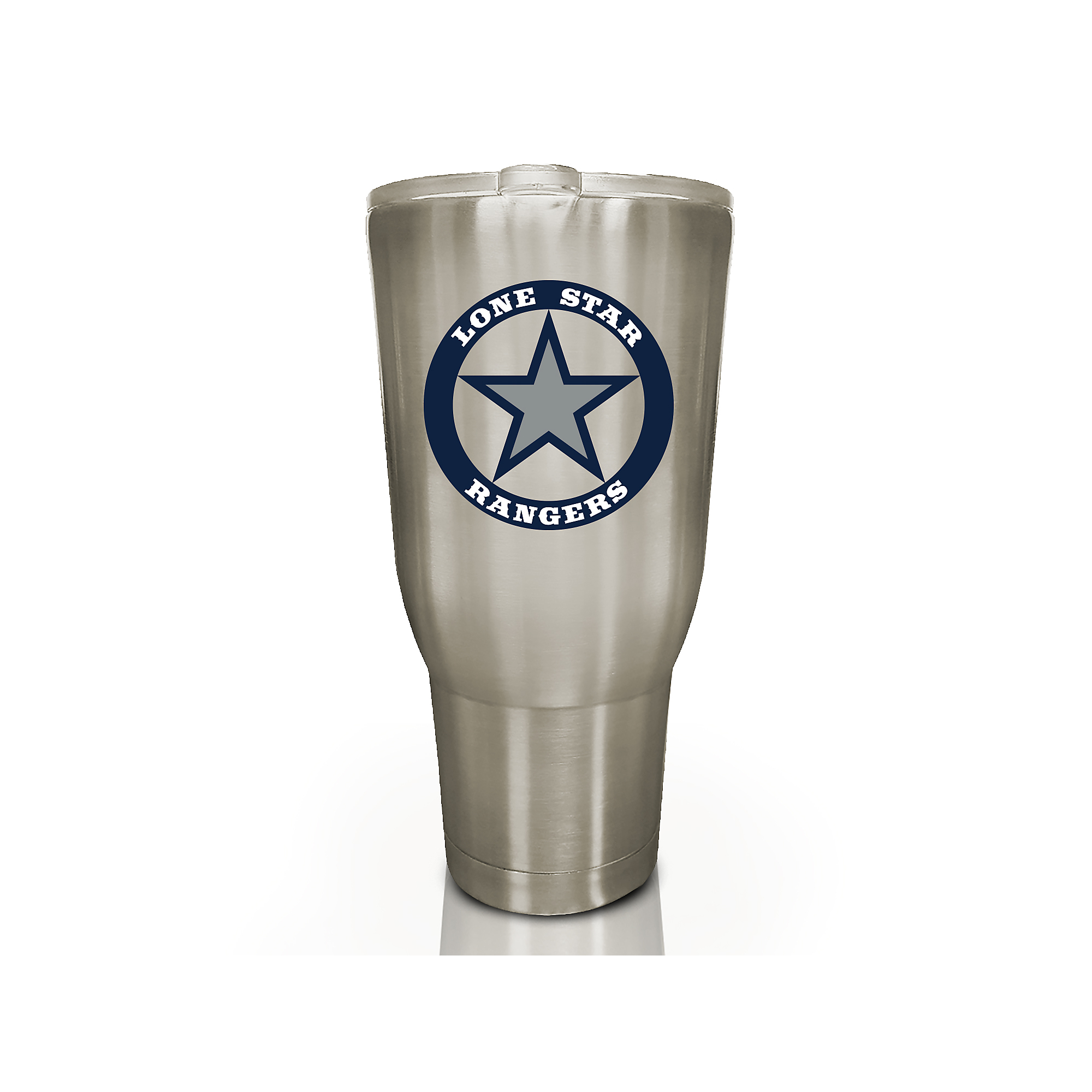 Lone Star Rangers The Keeper 32 oz Stainless Steel Tumbler