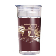 Heritage Coyotes 22 oz Double Wall Acrylic Party Cup