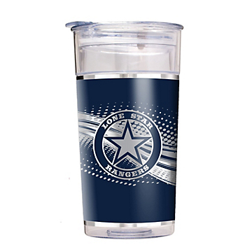 Lone Star Rangers 22 oz Double Wall Acrylic Party Cup