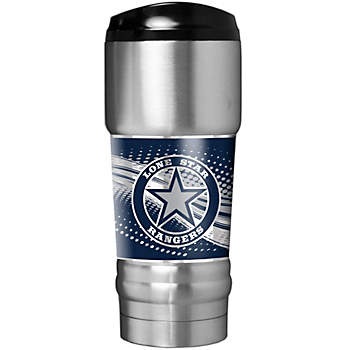 Lone Star Rangers The MVP 18 oz Vacuum Insulated Tumbler