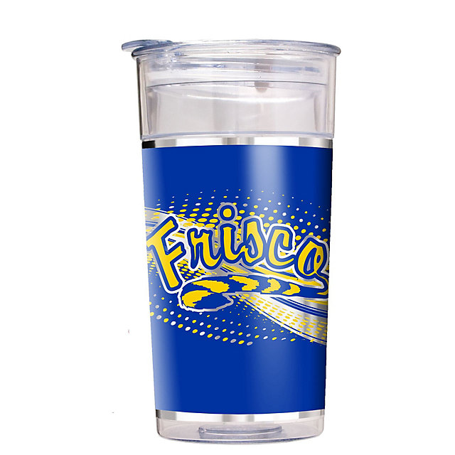 Frisco Raccoons 22 oz Double Wall Acrylic Party Cup