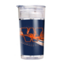 Wakeland Wolverines 22 oz Double Wall Acrylic Party Cup