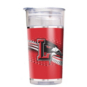 Liberty Redhawks 22 oz Double Wall Acrylic Party Cup