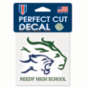 Reedy Lions 4x4 Perfect Cut Decal