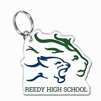 Reedy Lions Premium Acrylic Key Ring