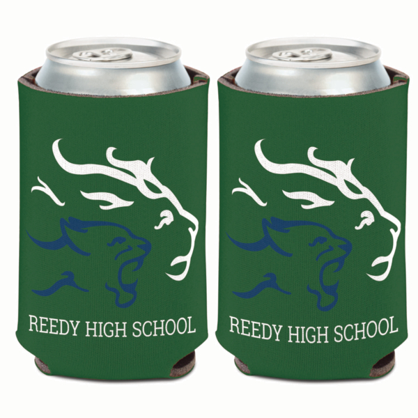 Reedy Lions 12 oz Can Cooler