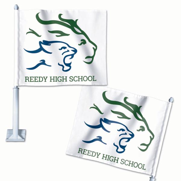 Reedy Lions 11x14 Car Flag