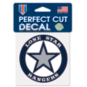 Lone Star Rangers 4x4 Perfect Cut Decal
